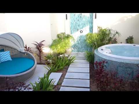 Kandima Maldives  Beach Pool Villa,  Outdoor Bathroom