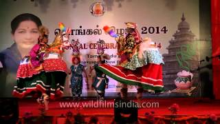 Poikkal Kuthirai Attam - A Dummy Horse dance performance