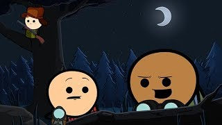 Bag n' Tag - Cyanide & Happiness Shorts
