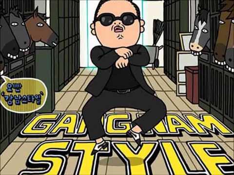 PSY- Gangnam Style Parodia! letöltés