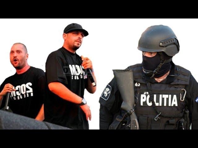 parazitii anti politie