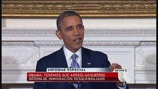 Mensaje de Obama: Reapertura del gobierno de Estados Unidos. Parte 4