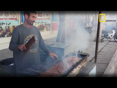 Kandahar City And Food