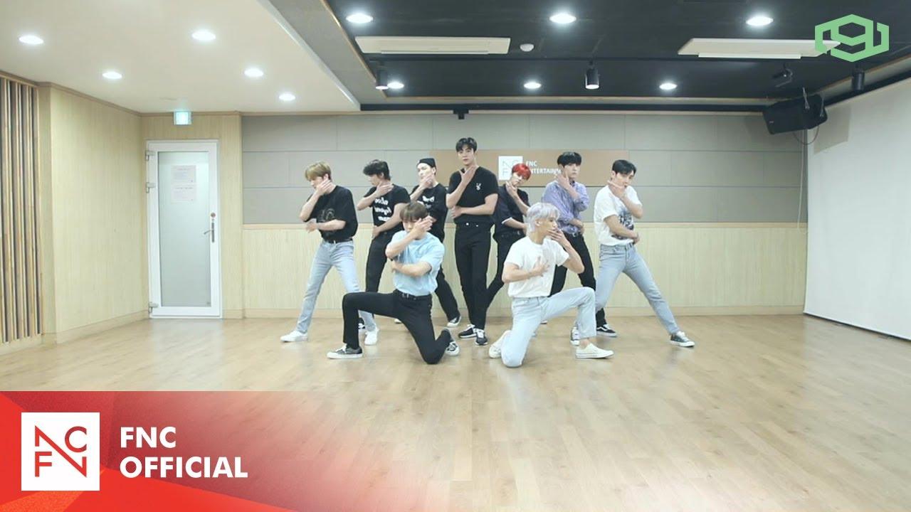 SF9 – '여름 향기가 날 춤추게 해 (Summer Breeze)' Choreography Video