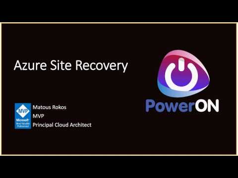 Azure Site Recovery - Disaster Recovery you can trust and test!