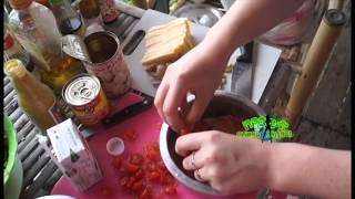 Проект СТАНЬ ХУДОЙ Рецепт приготовления вкусного и полезного обеда  на пару, в пароварке!