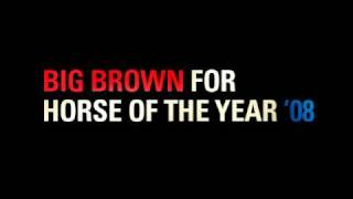 Big Brown for Horse of the Year