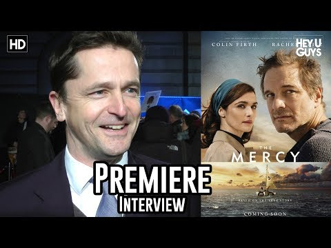 Producer Peter Czernin - The Mercy Premiere Interview