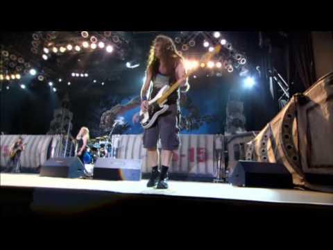 Iron Maiden - Running Free - En Vivo! 2012 HD
