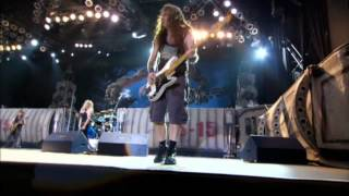 Iron Maiden - Running Free - En Vivo! 2012 HD