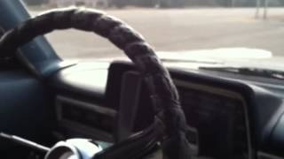 Ride in 65 Plymouth fury I