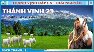 Thánh Vịnh 23 - Thái Nguyên