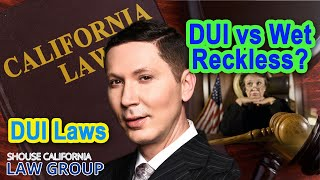 DUI vs Wet Reckless? A former D.A. explains