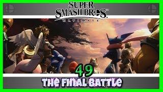 Super Smash Bros. Ultimate   Adventure Mode - The Final Battle [49]