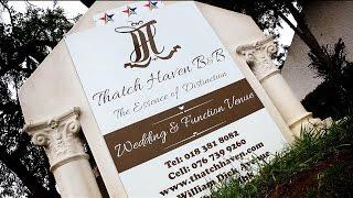 Thatch Haven B&B Accommodation Mahikeng South Africa