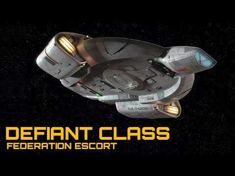 Star Trek: Defiant Class Escort | Ship Breakdown