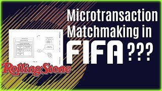Microtransaction Matchmaking in FIFA 18?
