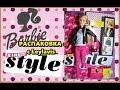 🌺Распаковка куклы с Leylavis 🌺 Barbie STYLE doll - Кукла Барби Стайл