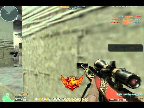 CS MOD] Counter Strike Crossfire Navy Seals Review Capsule Royal ...