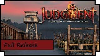 Judgment: Apocalypse Survival Simulation - (Colony Building Survival Game)