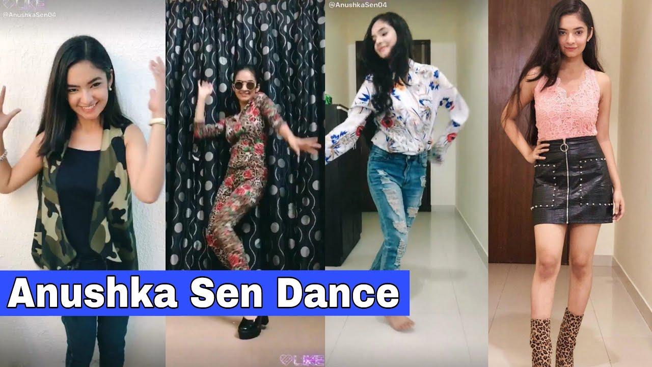 Anushka Sen Latest Dance LIKE APP Videos | Anushka Sen Dance Videos