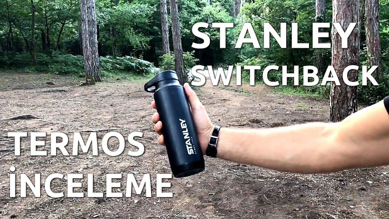 Stanley Switchback Termos İnceleme