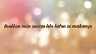 Aankhon mein aansoo ringtone whatsapp video