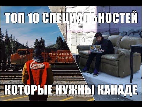 Top 10 Специальностей