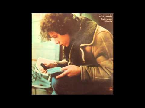 Arlo Guthrie – Washington County - FencePost Blues