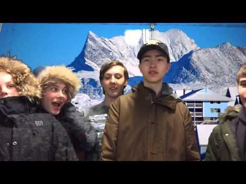 Trip Around North America (Icelandic) chinese communist propaganda video