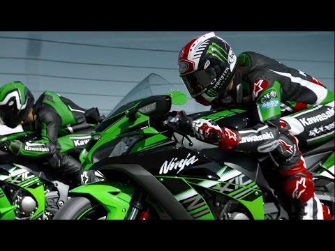 2016 Ninja ZX-10R Promotion Video