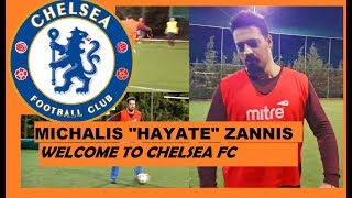 "Michalis ""HAYATE"" Zannis ★ Welcome to Chelsea FC ★ ► Goals, Skills and Assists 2018 ◄ 