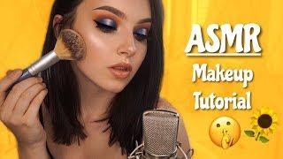 Gambar cover (ASMR) MAKEUP TUTORIAL?? || Halo eye cut crease