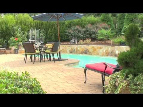 Cary NC Luxury Homes GreyHawk Landing Outdoor Living Spaces