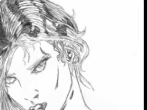 Comic book eye drawing styles