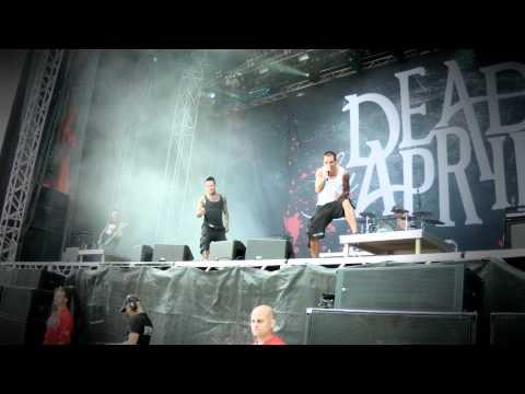 Dead by April | Moshpit + Erased (Live at Sonisphere in Stockholm, Sweden 2011)