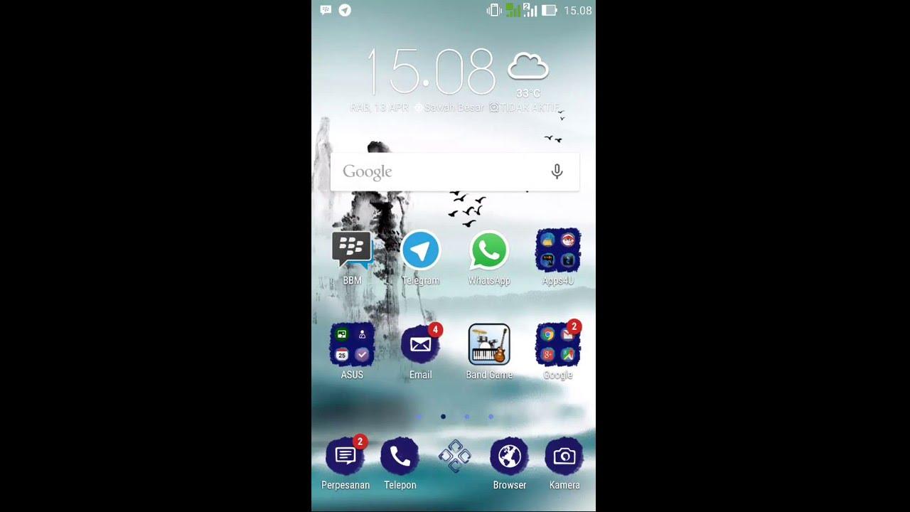 Cara mengunci jaringan 4G LTE pada hp android - YouTube