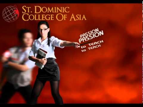 St. Dominic College of Asia School of Arts, Sciences and Education AVP