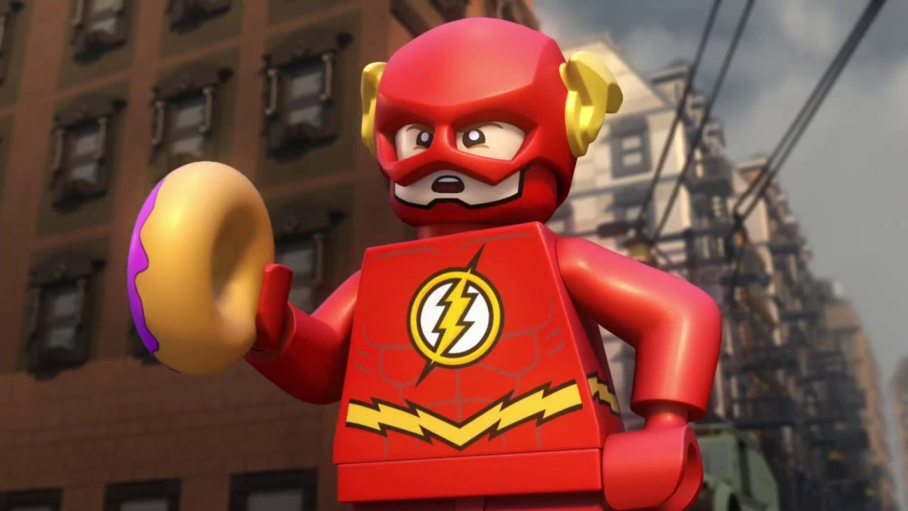 Flash Vs Captain Cold Boomerang Latino Lego Dc Comics Super Heroes The Flash 2018 Youtube
