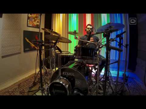 Higher - Drum Cover - Vic Lima