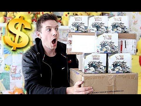 $900+ Pokemon Booster Box Surprise Haul