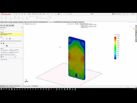 SOLIDWORKS Simulation - Electronics Industry