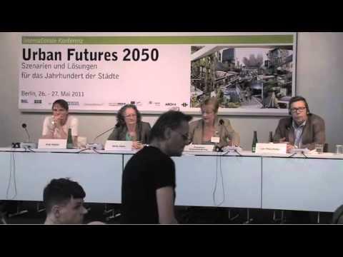 Urban Futures 2050: Ausblicke auf die post-fossile europäische Stadt