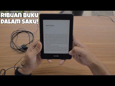 Gadget Wajib Para Kutu Buku, All New Kindle Paperwhite EBook Reader