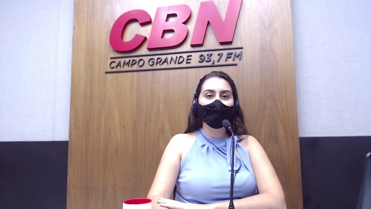 Programa CBN Campo Grande (05/04/2021) - com ingrid Rocha