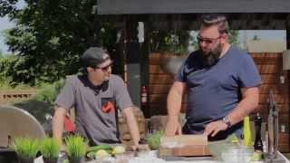 Oui Chef BBQ ! Episode 1 avec Max Lavoie et JF Prégent