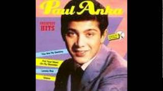Watch Paul Anka I Cant Stop Loving You video