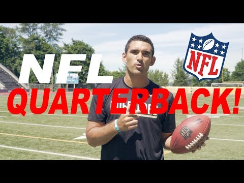 Workout with NFL Quarterback!