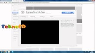 Google Chrome Yeni Sekmede Ana Sayfa Açma TeknoCD