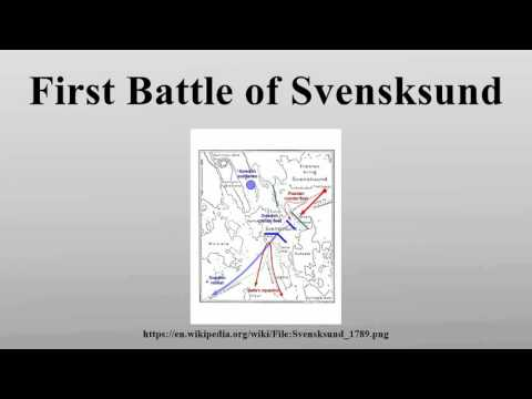 First Battle of Svensksund